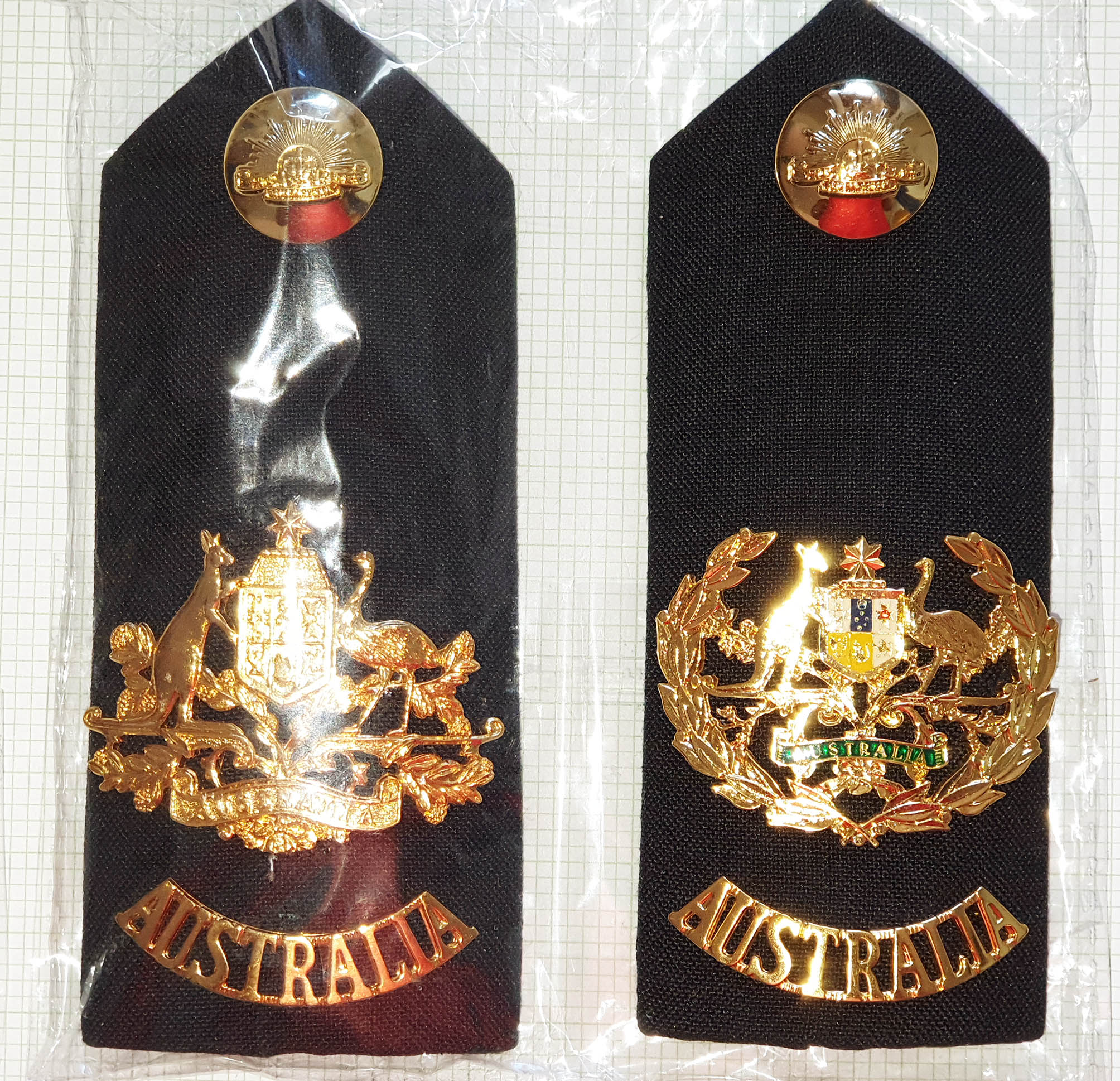 Adf Mess Dress Shoulder Boards Recently Superseded Items