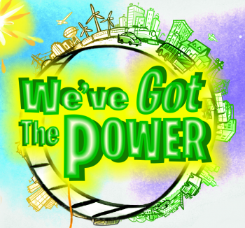Image result for we got the power