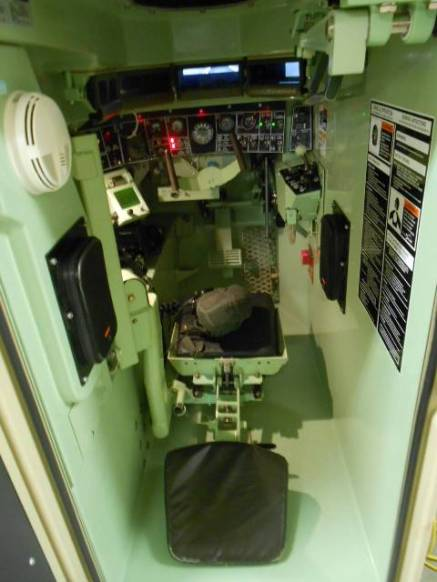 Inside Simulator