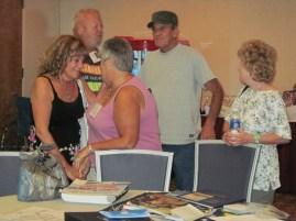 Diane, Jim, CC, Sam, Carol