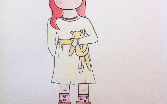 little redhead