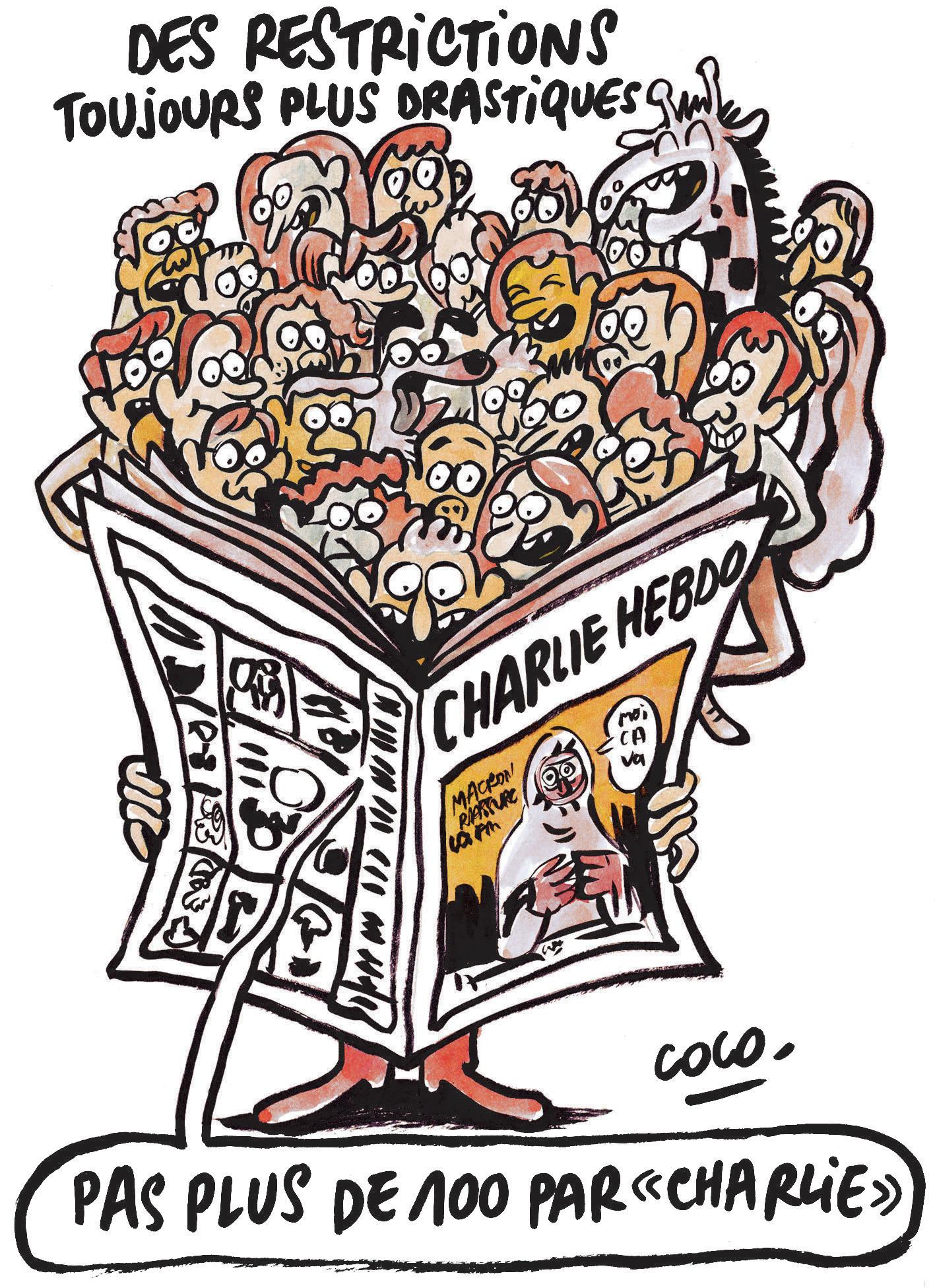Achat En Ligne Charlie Hebdo : achat, ligne, charlie, hebdo, Ventes, Numéro, Charlie, Hebdo