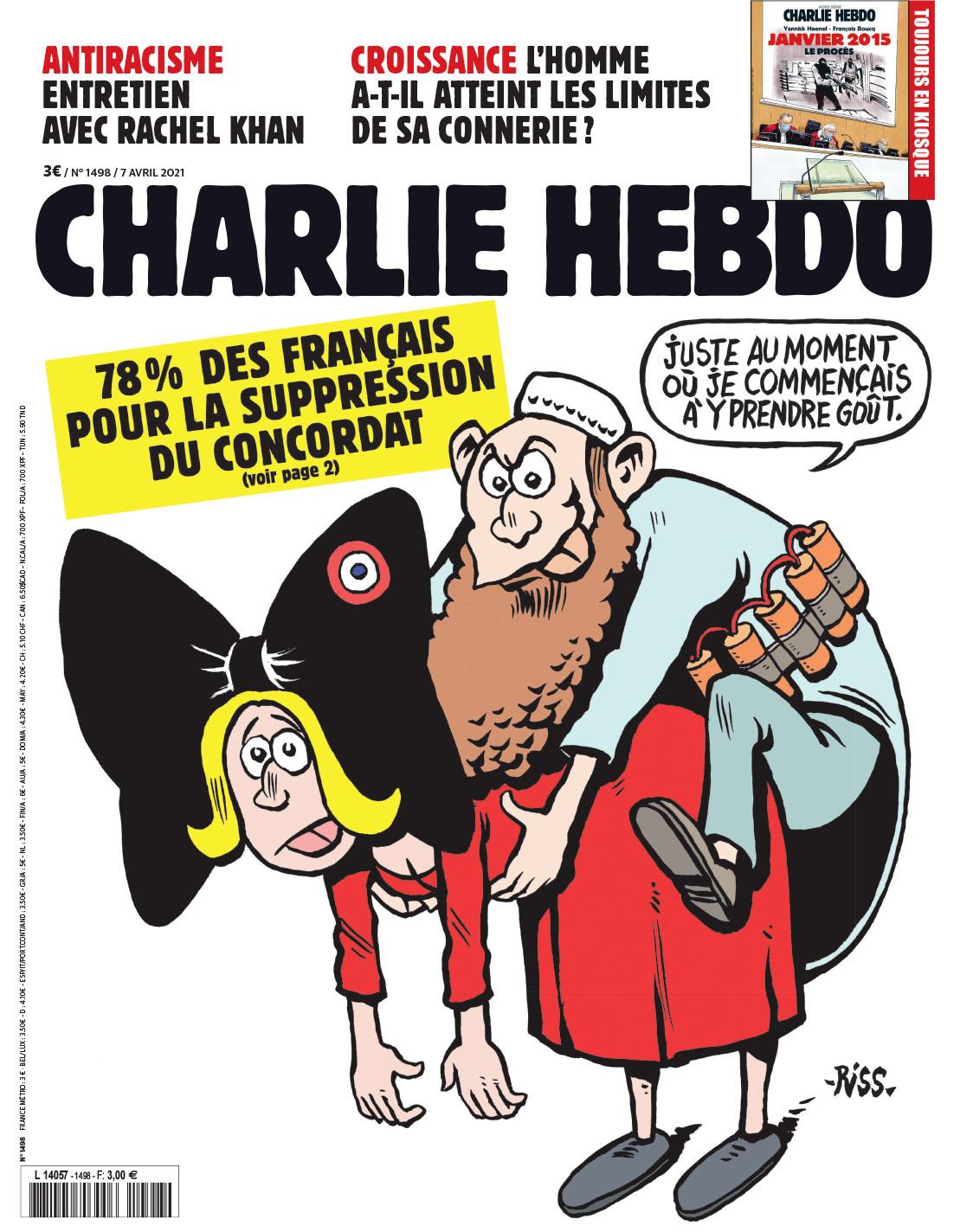 Achat En Ligne Charlie Hebdo : achat, ligne, charlie, hebdo, Editorial, Riss:, Those, Charlie, Hebdo