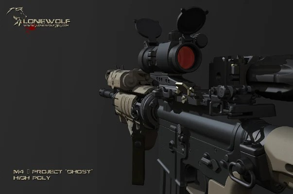 Is This How Good The Guns Will Look In Call Of Duty