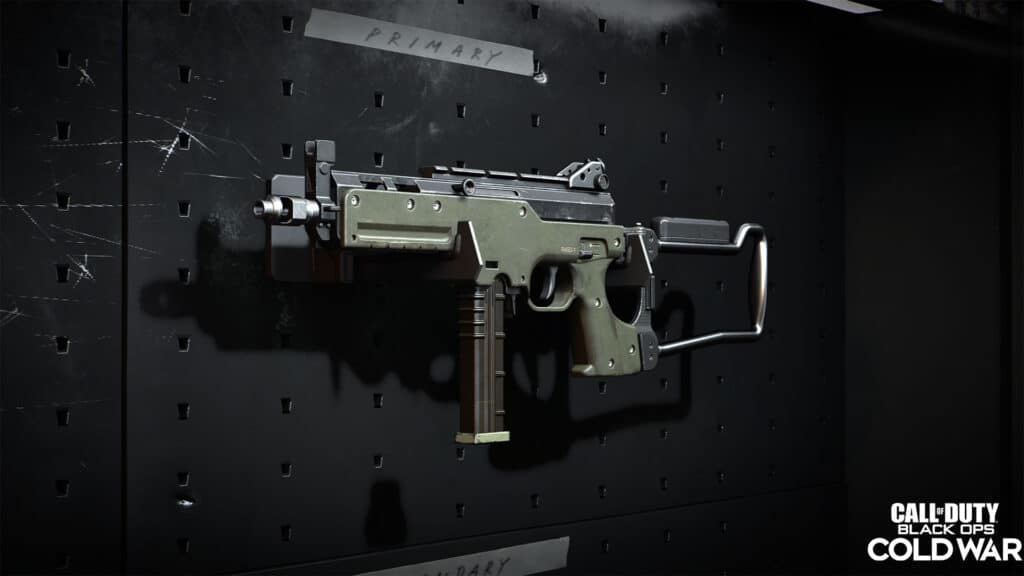 LC10 SMG black ops cold war