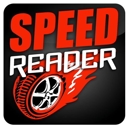 Speed Reader app and supporting images