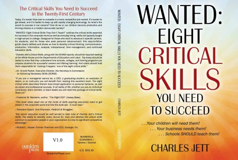 WANTED: Eight Critical Skill