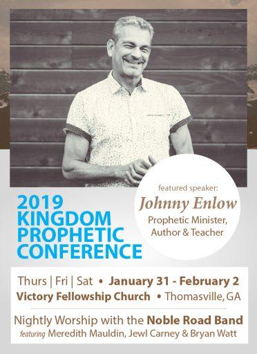 Kingdom Prophetic Conference 2019