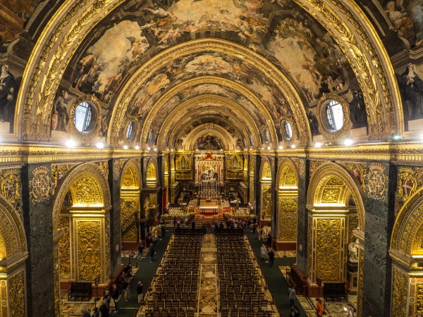 Opulent Church Kingdom