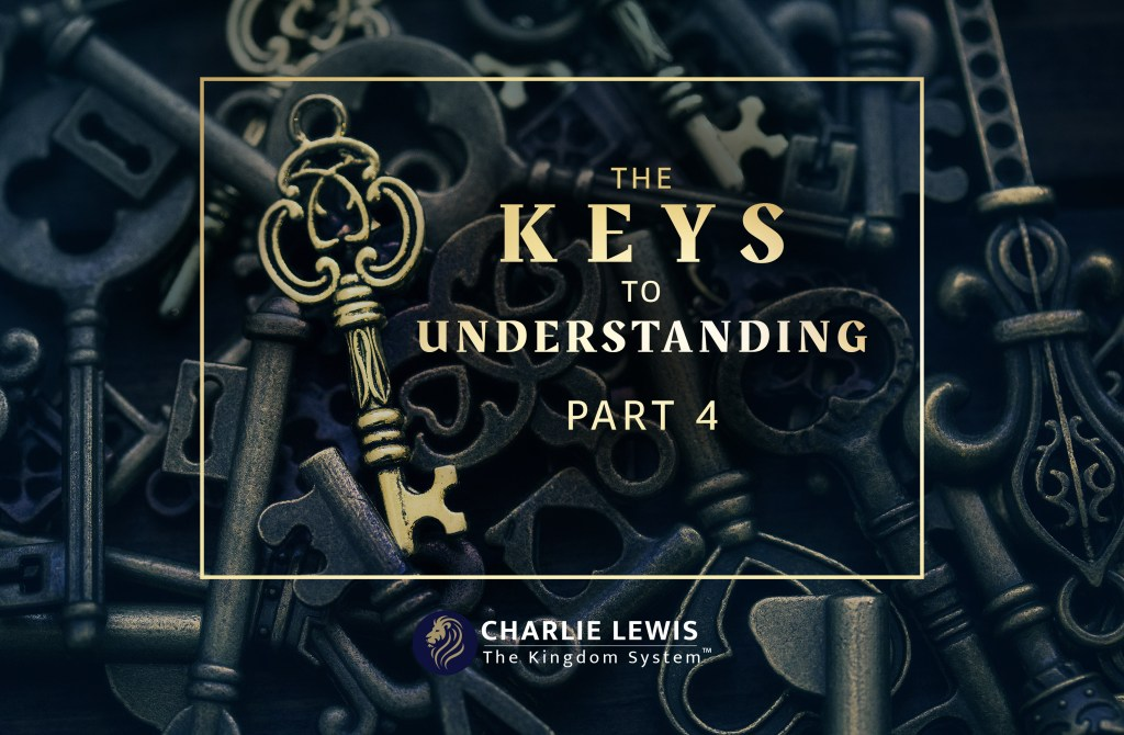 keys to understanding by charlie lewis