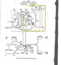 jd starting circuits colored jpg and jd wire paths jpg are perfectly fine diagrams from john 3010  [ 1280 x 1632 Pixel ]