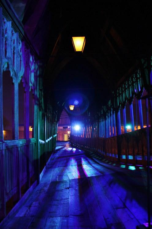 Hogwart's Bridge hp studio tour