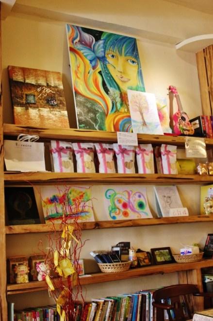 Love (Mi) Café make friends in taiwan