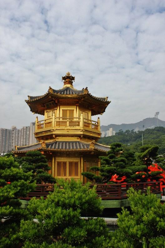 chi lin temple hong kong