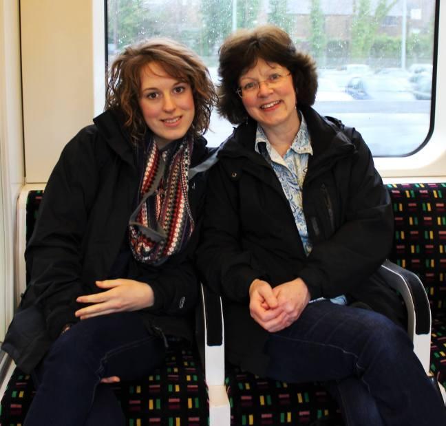 Me & Mum in London