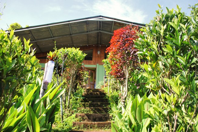House Sit Costa Rica Exterior - Charlie on Travel