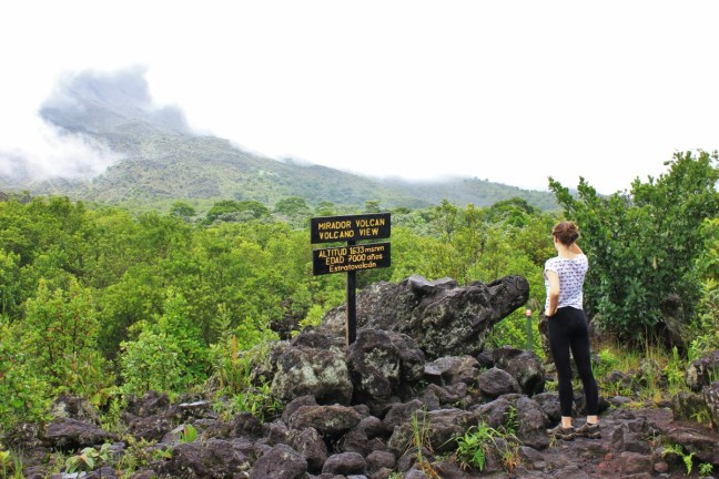 Arenal volcano - Charlie on Travel