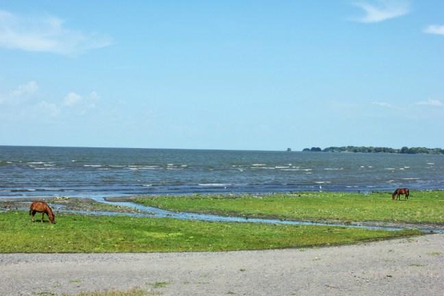 Lake Nicaragua - cycle Granada Nicaragua - Charlie on travel