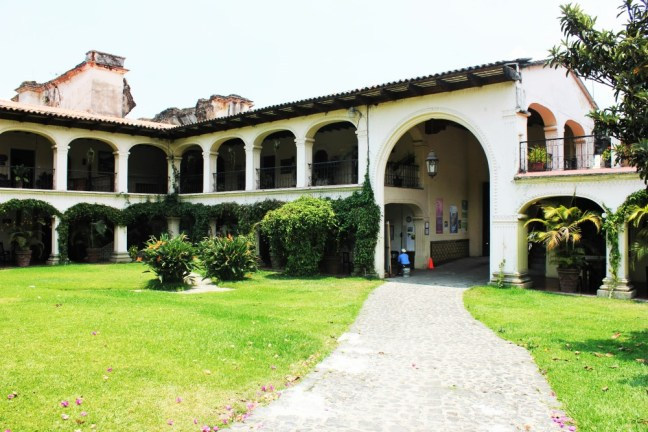 Cambio Spanish School in Antigua Guatemala all - Charlie on Travel
