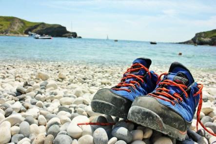Hiking boots courtesy of Karrimor