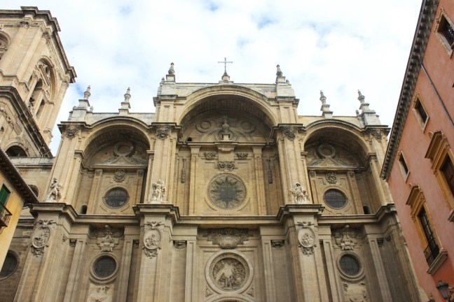 Granada Cathedral Spain - Charlie on Travel