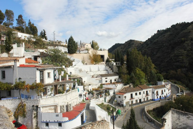 Sacromonte Neighbourhood Granada Spain - Charlie on Travel 5