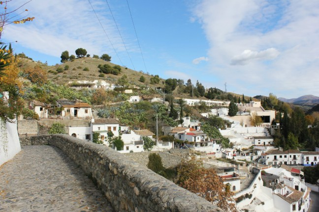 Sacromonte Neighbourhood Granada Spain - Charlie on Travel 6