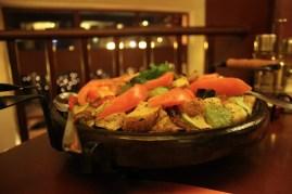 Vegan in Plovdiv at Golden Pear Pizza