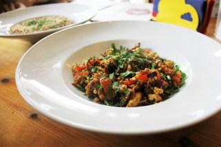 Vegan in Bulgaria mish mash