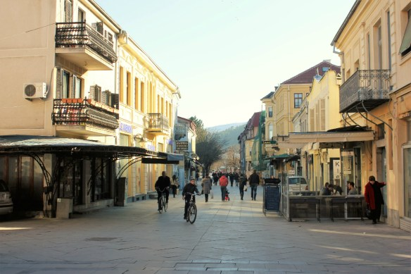 Širok Sokak Street Bitola Macedonia - Charlie on Travel 2