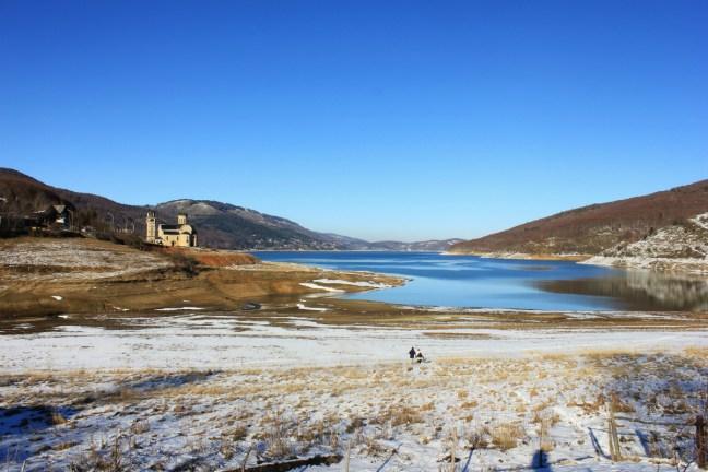 Lake Mavrovo Macedonia - Charlie on Travel 1200