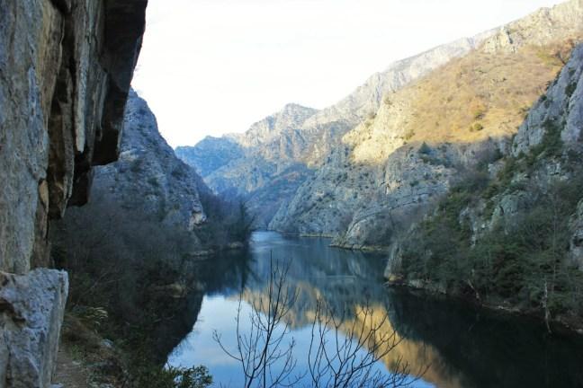 Matka Canyon Macedonia - Charlie on Travel