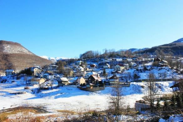 Village of Mavrovo Macedonia - Charlie on Travel