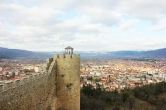 Tsar Samuil's Fortress Lake Ohrid Macedonia - Charlie on Travel
