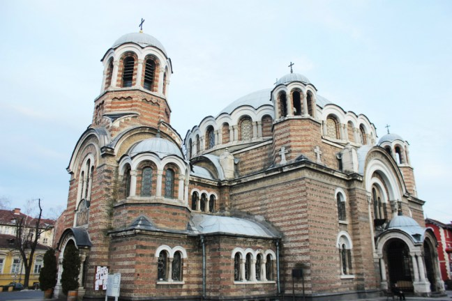 Church of St George Sofia Bulgaria - How Much Does It Cost to Travel in Bulgaria?