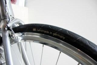 25hours Bikini Berlin Review - made in germany bike - Charlie on Travel
