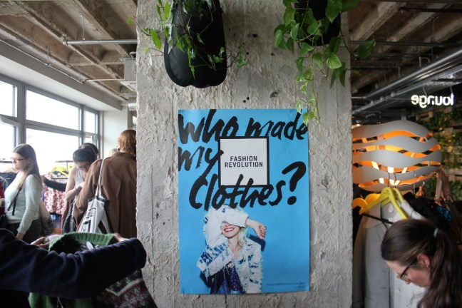 25hours Bikini Berlin Review - who made my clothes event - Charlie on Travel
