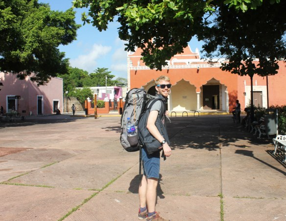 Backpacking in Mexico - Charlie on Travel