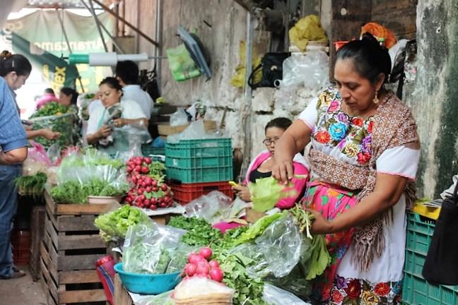 Mercado Lucas De Galvéz | Photo Credit