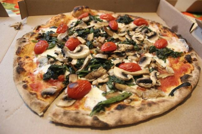 Raffaello's Pizzeria Merida Mexico - Charlie on Travel
