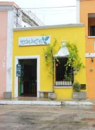 Yerba Buena vegetarian cafe