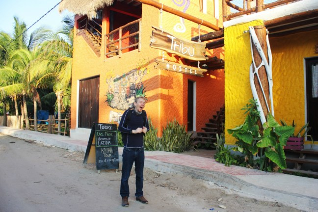 Tribu Hostel - Isla Holbox Mexico - Charlie on Travel