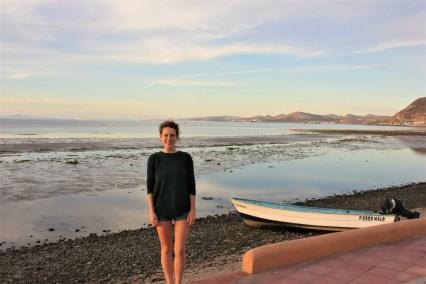 La Paz Mexico sunset - Charlie on Travel