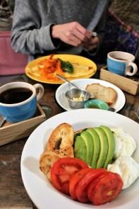 San Miguel de Allende Mexico - Breakfast at Cafe Lavanda - Charlie on Travel