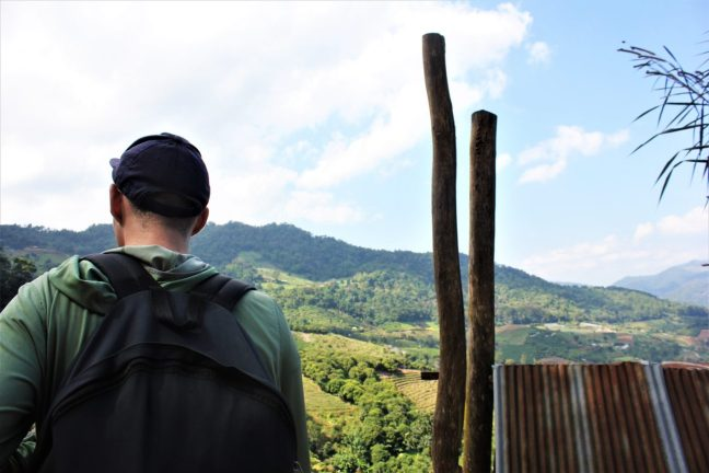 Thailand Budget Per Day - Hiking in Chiang Mai for free