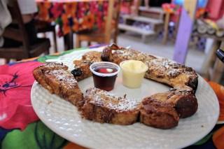Breakfast at Amor y Cafe Caye Caulker Belize 2
