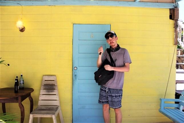 Jerimiah's Inn Belize Caye Caulker