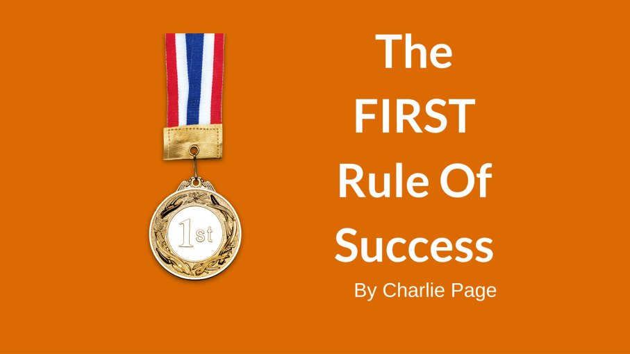 Let Charlie Page help you succeed online