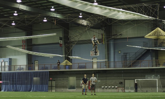 atlas human powered helicopter