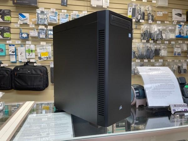 Custom MSI Z390-A PRO Intel i7-9700K